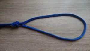 チチワの結び方