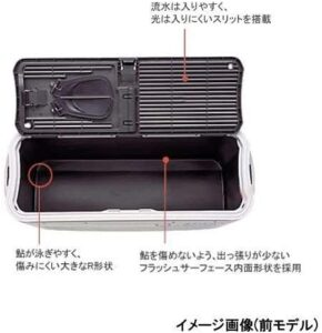 オトリ缶の機能説明画像